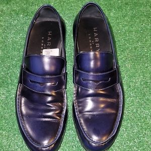 HARRY'S OF LONDON NAVY  LOAFERS